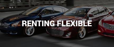 Renting Flexible de Vehículos
