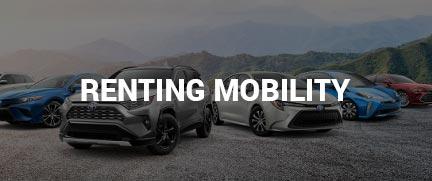 Empresa de Renting Mobility Renting